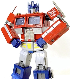 The Transformer Toy - Optimus Prime